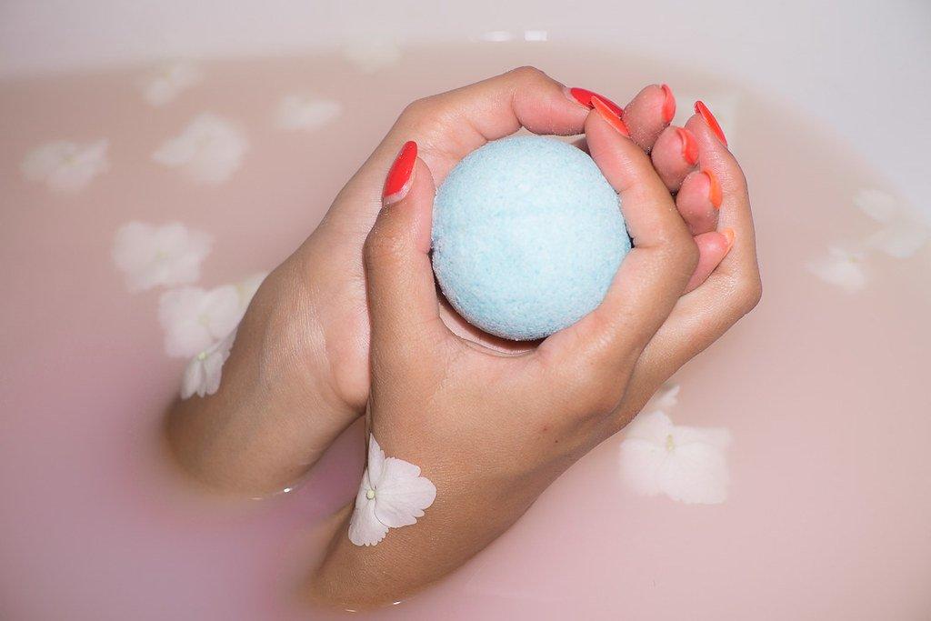 cbd bath bomb recipe